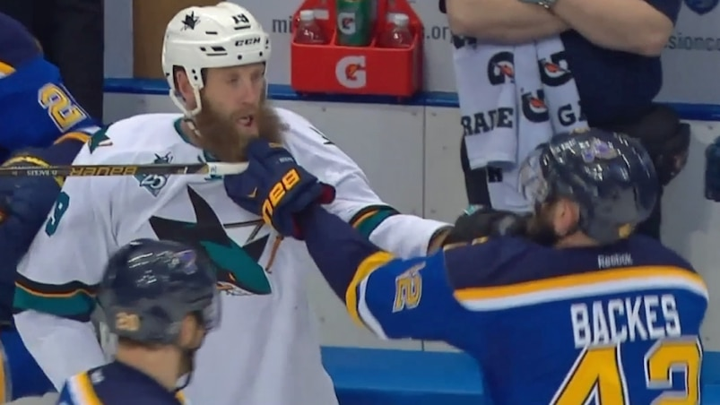 Aux Sharks de faire la barbe aux Blues