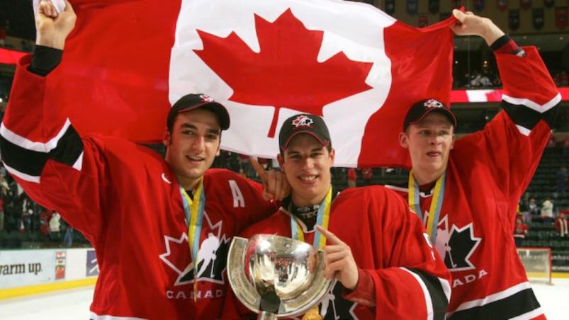 Équipe Canada junior 2005 : la crème de la crème
