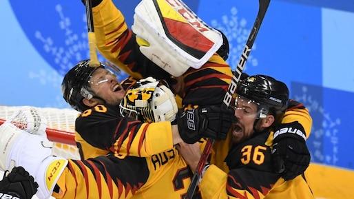 Le Canada surpris par l'Allemagne