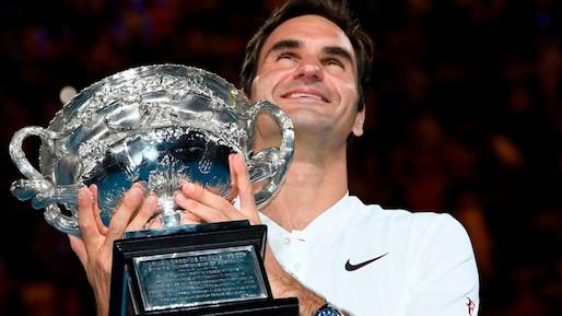 Roger Federer remporte un 20e titre majeur