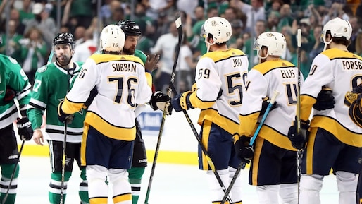 Nashville Predators v Dallas Stars - Game Six