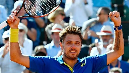 Roland-Garros: Stan Wawrinka et Rafael Nadal en finale