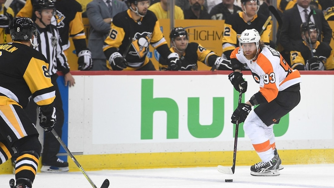 HKO-HKN-SPO-PHILADELPHIA-FLYERS-V-PITTSBURGH-PENGUINS---GAME-ONE