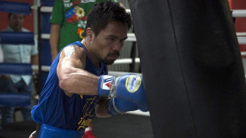 Pacquiao laisse ses fans choisir son futur adversaire