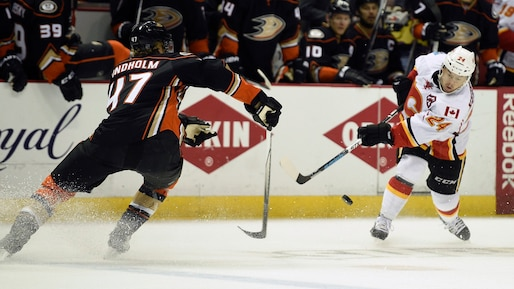 Les Ducks envoient les Flames en vacances