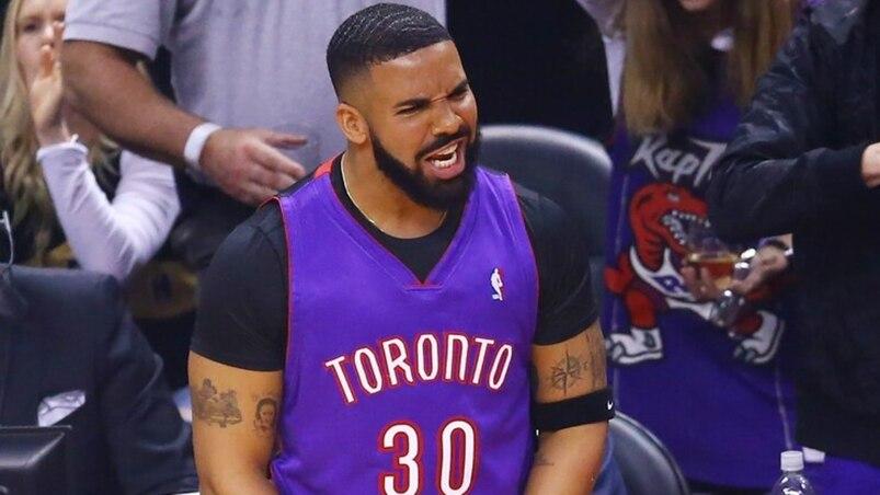 Raptors: la folle histoire du chandail de Drake