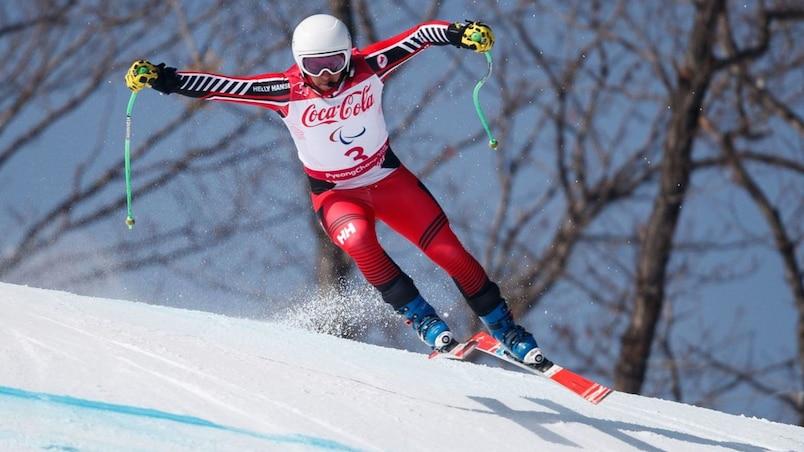 ALPINE SKIING-OLY-PARALYMPIC-2018-PYEONGCHANG