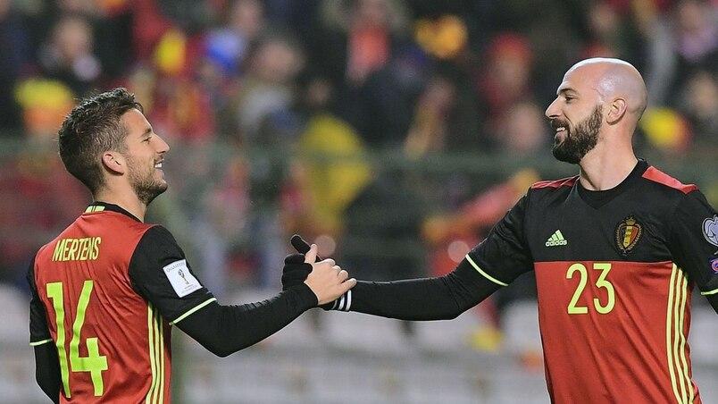 Laurent Ciman appelé par la Belgique