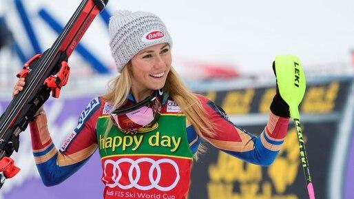 Une 40e victoire pour Mikaela Shiffrin