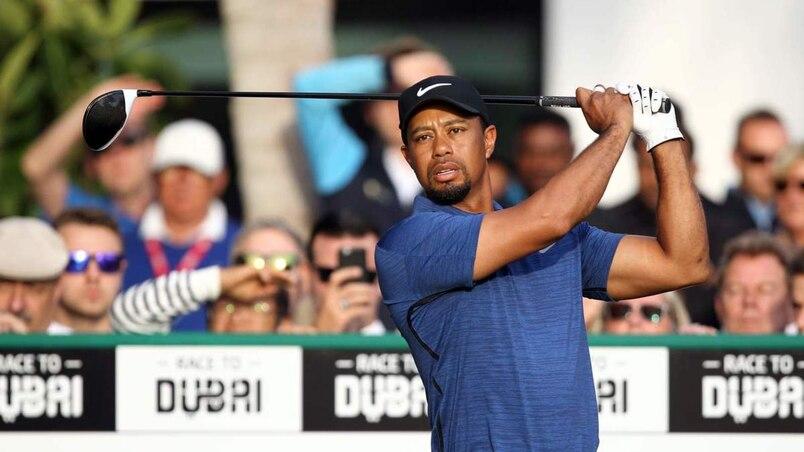 Tiger Woods ne participera pas au Tournoi des Maîtres