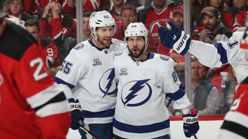 Tampa Bay Lightning v New Jersey Devils - Game Four