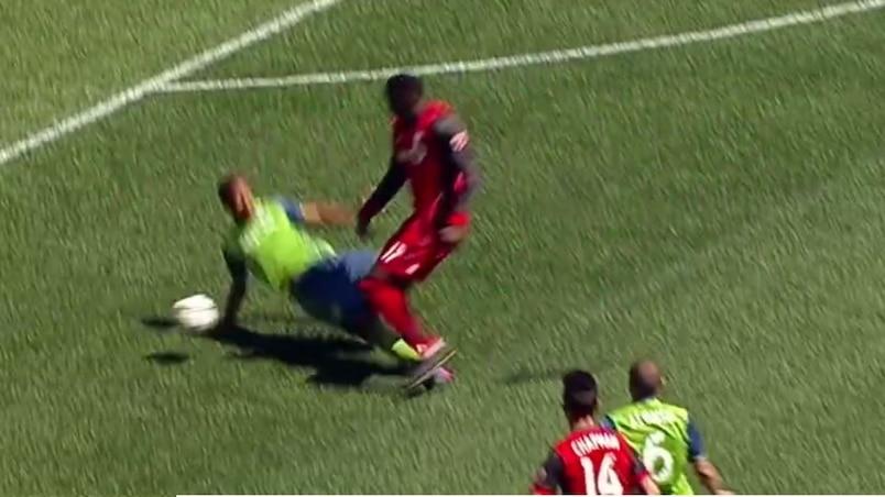 La MLS admet une erreur