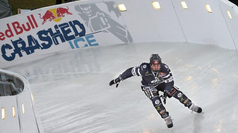 Le DG du Red Bull Crashed Ice veut dépoussiérer l'image d'Ottawa