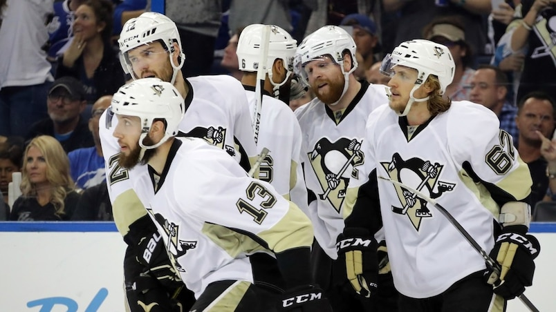 Pittsburgh Penguins v Tampa Bay Lightning - Game Three