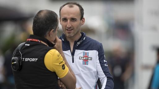 Robert Kubica a gagné son pari en F1