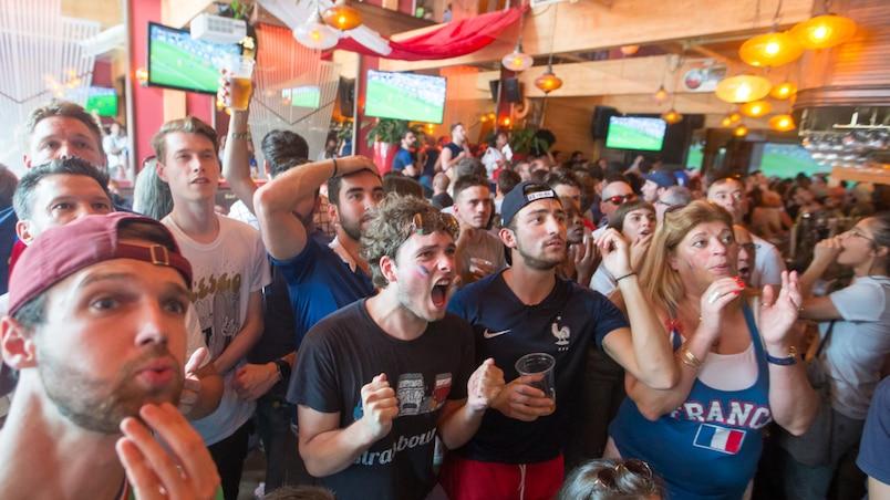 Cinq endroits de choix pour regarder la finale de la Coupe du monde