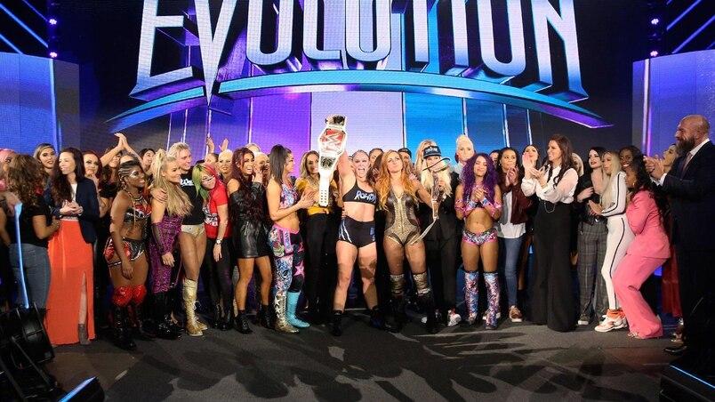 Evolution : mission accomplie!