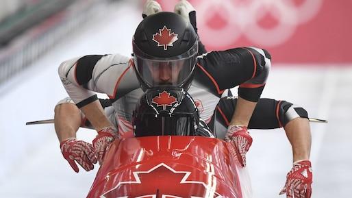 Pas de médaille canadienne en bob à quatre