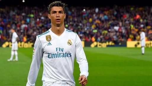 Cristiano Ronaldo négocie avec le fisc espagnol