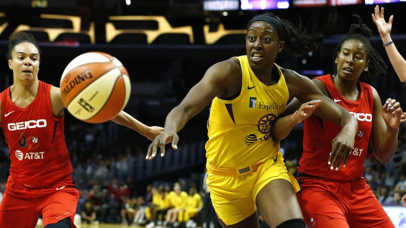 BKO-BKP-SPO-WBA-WASHINGTON-MYSTICS-V-LOS-ANGELES-SPARKS