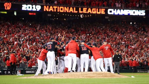 League Championship Series - St Louis Cardinals v Washington Nationals - Game Four