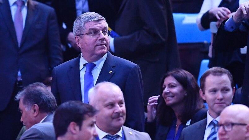 Dopage : «Thomas Bach doit démissionner»