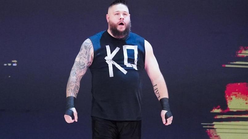 Cette semaine dans l'univers de la WWE : le weekend de Kevin Owens