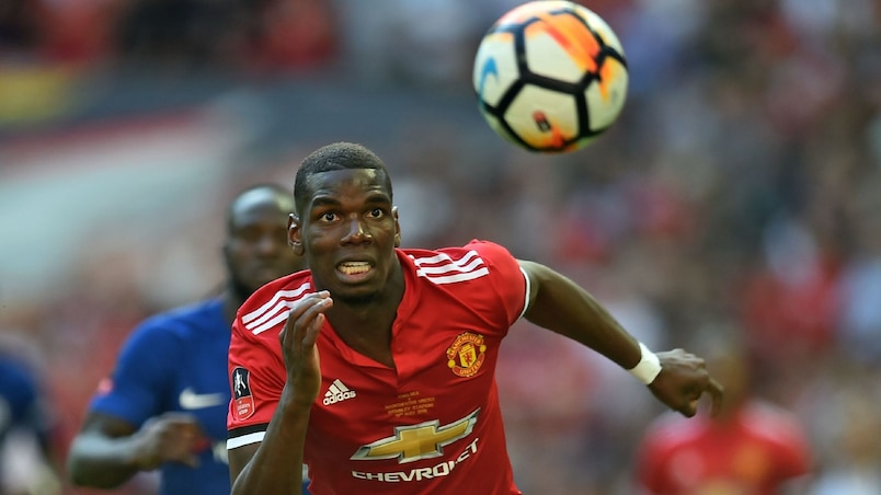 «Pogba est chez lui à Manchester United!»