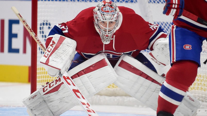 Carey Price, le favori à Las Vegas