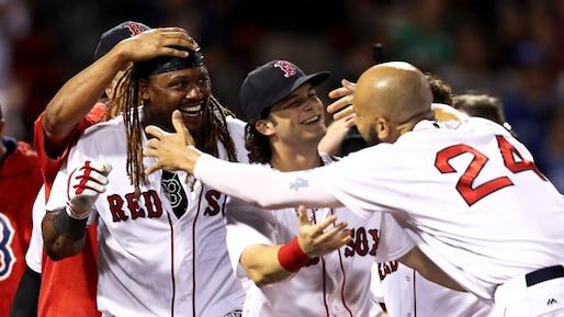 Toronto Blue Jays v Boston Red Sox