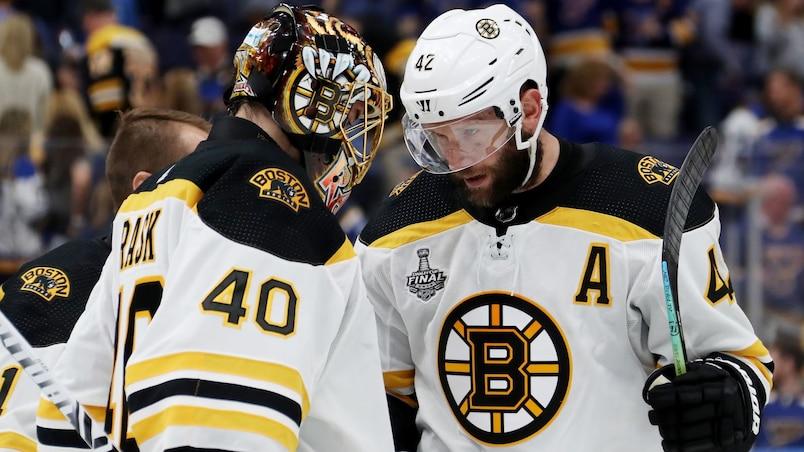 Les Bruins insatisfaits