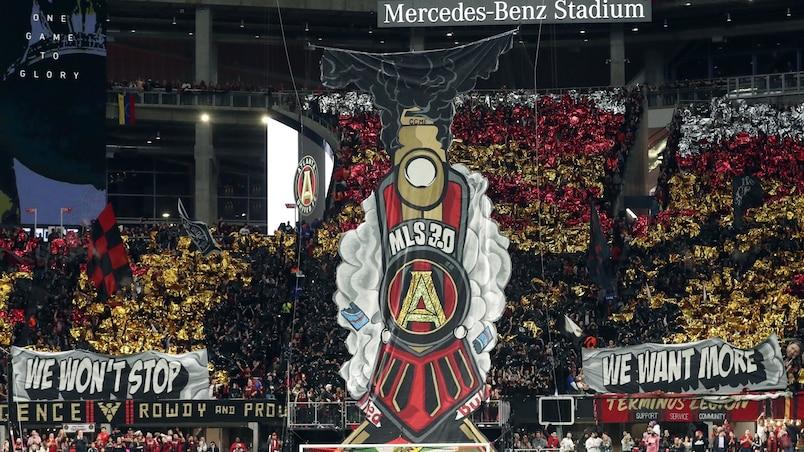 Atlanta United, désormais le modèle à suivre en MLS