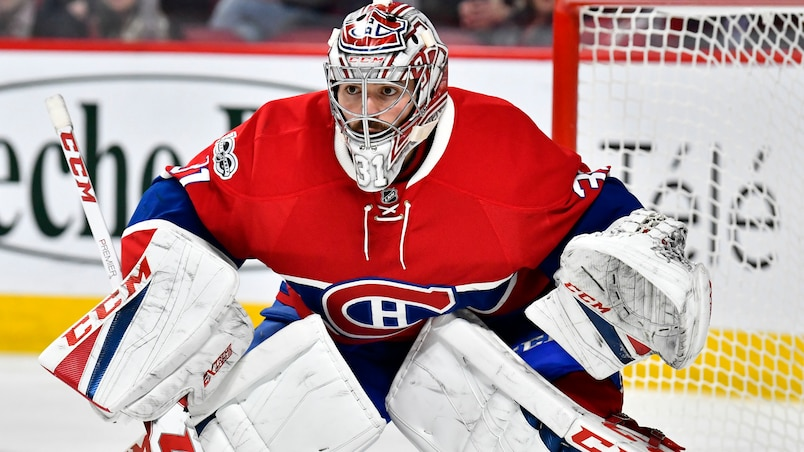 Doit-on reposer Carey Price?