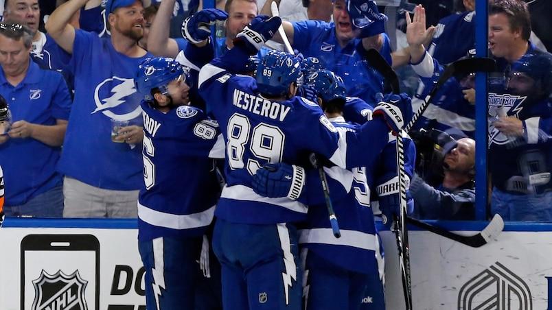 Les Canadiens ont rendez-vous avec le Lightning