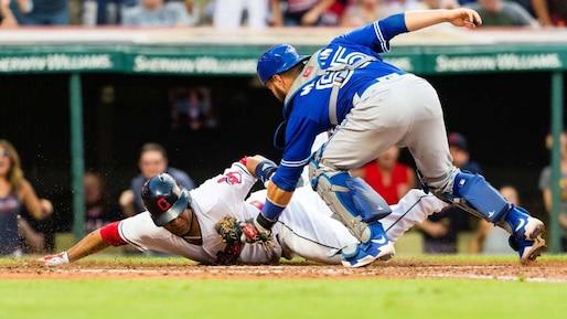 Toronto Blue Jays v Cleveland Indians
