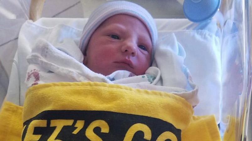 Un bébé nommé en l'honneur de Phil Kessel
