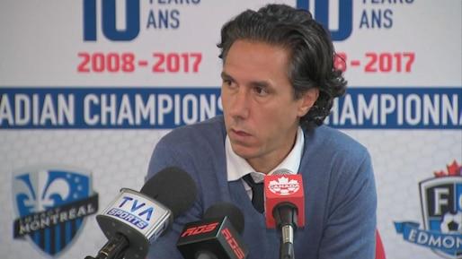 Mauro Biello fustige les arbitres «de très bas niveau»