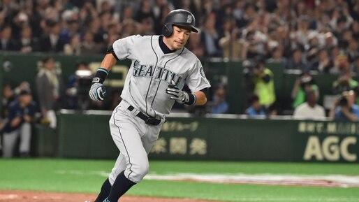 Victoire des Mariners et d'Ichiro Suzuki à Tokyo