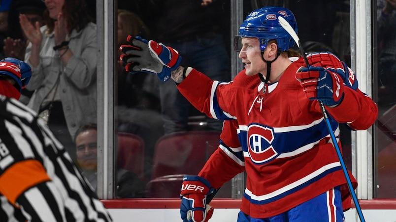 Islanders vs Canadiens