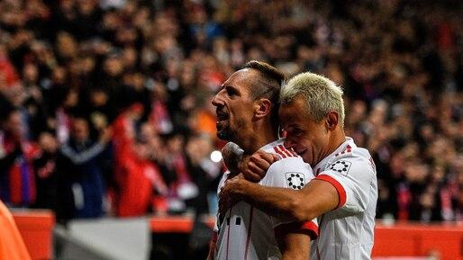 Franck Ribéry rêve de prolonger d'un an avec le Bayern