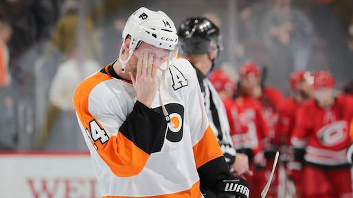 HKO-HKN-SPO-CAROLINA-HURRICANES-V-PHILADELPHIA-FLYERS