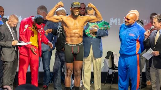 Badou Jack, un boxeur sous-estimé