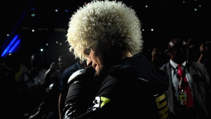 UFC: Khabib Nurmagomedov pourrait perdre son titre
