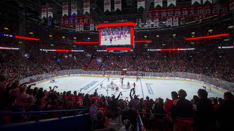 Une première depuis 2004 pour un match d'ouverture à Montréal?