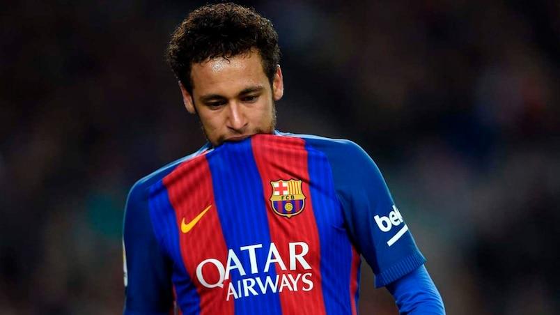 Neymar suspendu trois matchs