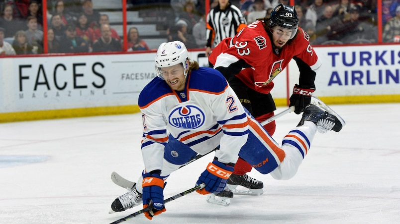 Petry et les Oilers discutent toujours