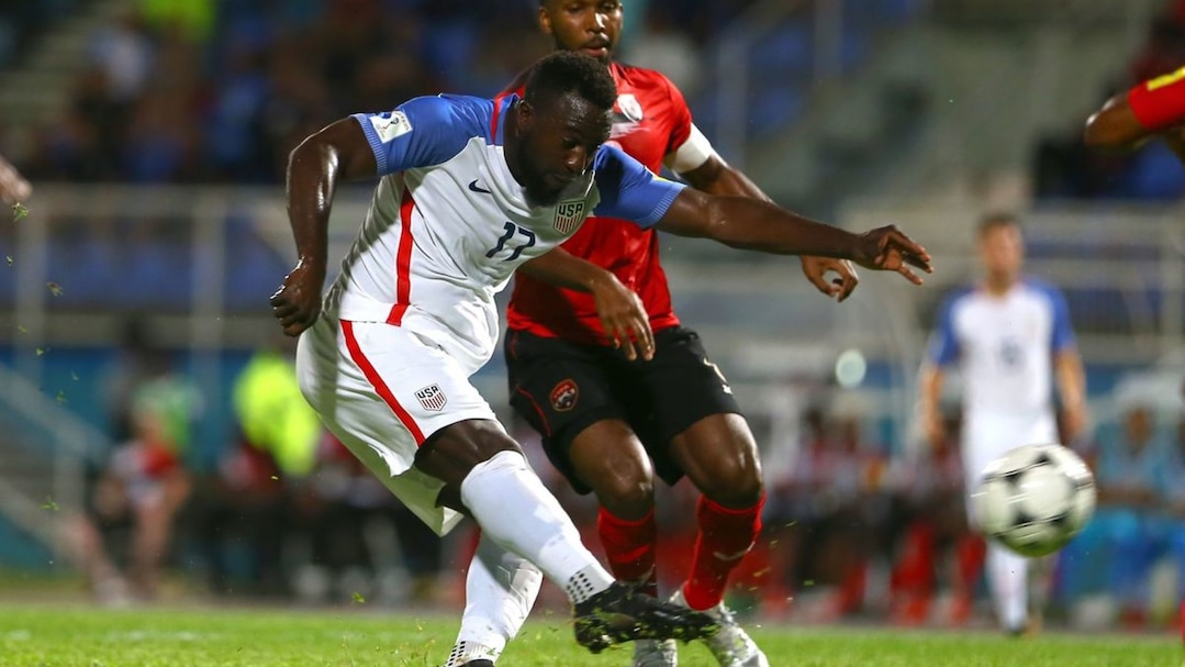 Trinidad & Tobago v United States  - FIFA 2018 World Cup Qualifier