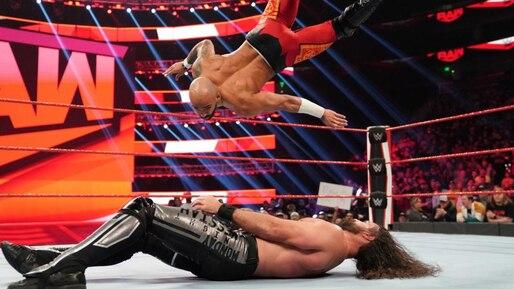 Cette semaine dans l'univers de la WWE : un manque de crédibilité à la WWE