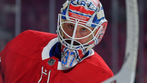 Pas question de mettre Keith Kinkaid «sur une tablette»