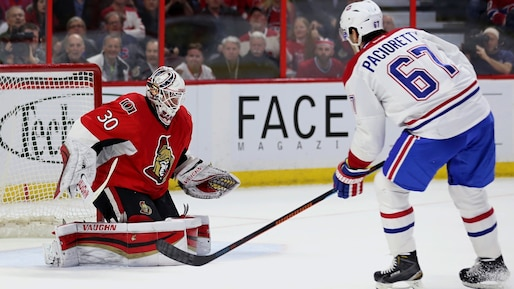 "«""Cool"" de stopper Pacioretty!» - Andrew Hammond"